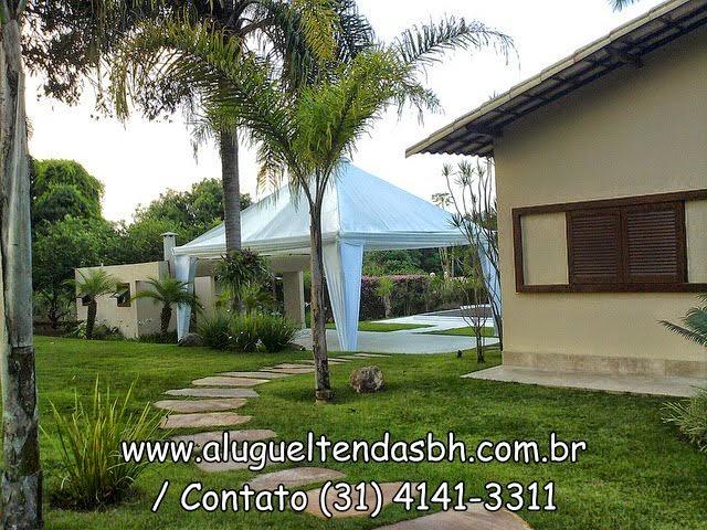 aluguel de tendas decoração total