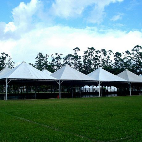 complexo de tendas